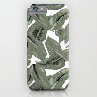 Tropical Leaves iPhone 6 Slim Case