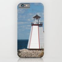 iPhone & iPod Case featuring Island Lighthouse by Tsuki