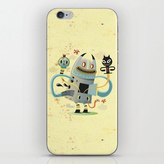 Promenade iPhone & iPod Skin