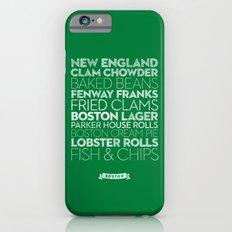 Boston — Delicious City Prints iPhone 6s Slim Case