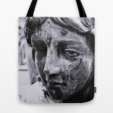 Angelic face Tote Bag