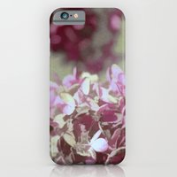 iPhone & iPod Case featuring Hydrangeas No. 4 by ArtsyCanvasGirl Designs