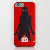iPhone & iPod Case featuring Carrie (Red Collection) by Alain Bossuyt