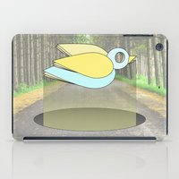 let me fly iPad Case