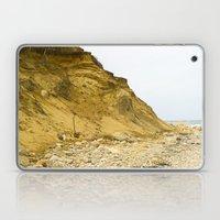 Montauk Beach Sand Dune Laptop & iPad Skin