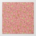 candy (soft pink) Canvas Print