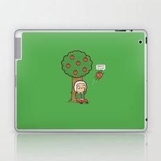 Gravity is a lie Laptop & iPad Skin