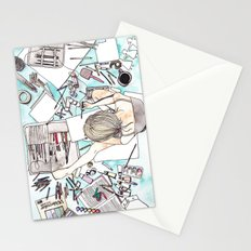 Deciding Stationery Cards