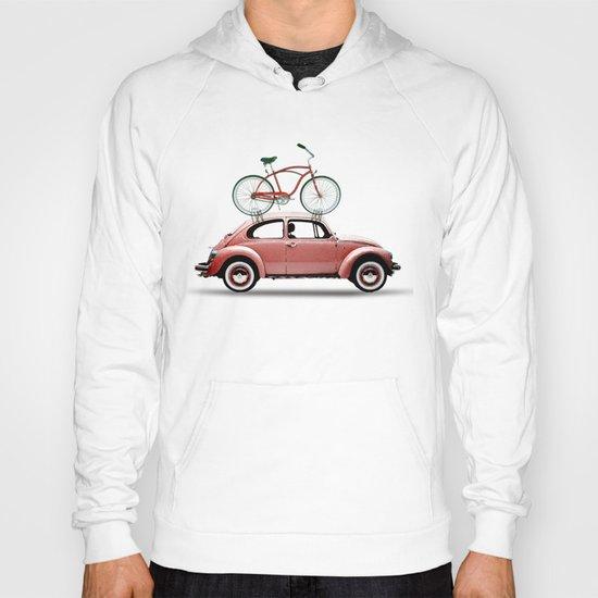 VW bike rack Hoody