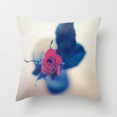 Rose In A Dream ~ flowers  Throw Pillow