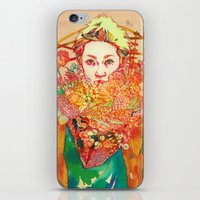 Ryo iPhone & iPod Skin