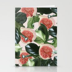 Figs & Leaves #society6 … Stationery Cards