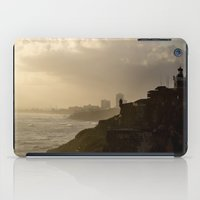 Puerto Rico From Old to New iPad Case