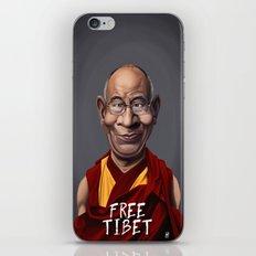 Celebrity Sunday ~ Dalai… iPhone & iPod Skin