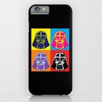 Darth Vader - Pop Art - Star Wars iPhone 6 Slim Case