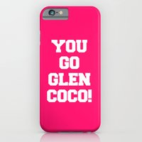 iPhone & iPod Case featuring Mean Girls #2 – Glen Coco by Enyalie
