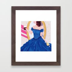Mindblown Framed Art Print
