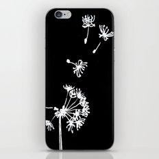 Dandelion 2 Drawing iPhone & iPod Skin