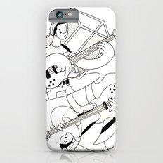 Crisp Bass iPhone 6 Slim Case