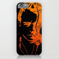 Lovelocked Black iPhone 6 Slim Case