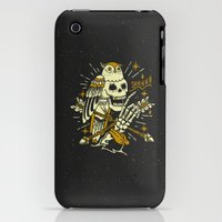 iPhone 3Gs & iPhone 3G Cases featuring Enjoy The Silence by CaliDoso