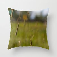Alice's Dream Throw Pillow