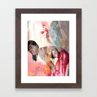 Bill Of Goods Framed Art Print