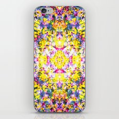Flower Bomb iPhone & iPod Skin