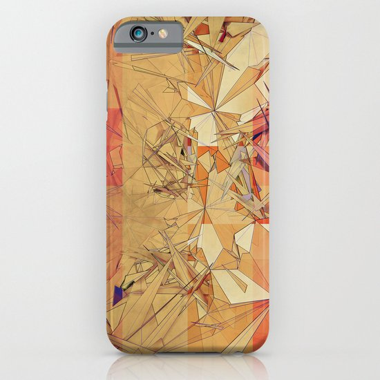 Abstraction II iPhone & iPod Case