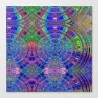 Frank Bonnila Abstract Canvas Print