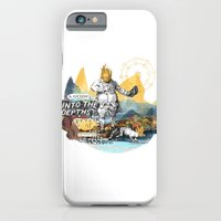 Into the Depths iPhone 6 Slim Case