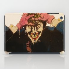 Joker HAHAHA iPad Case