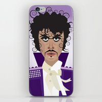 Prince iPhone & iPod Skin