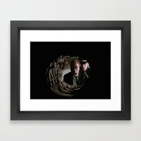 The Most Shocking Event … Framed Art Print