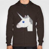 Unicorn emoji Hoody