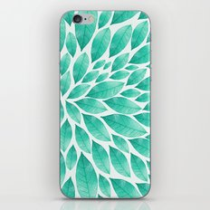 Petal Burst #12 iPhone & iPod Skin