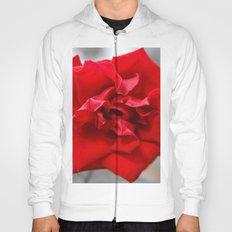 Rose in Red.... Hoody