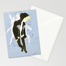 leatherette Stationery Cards