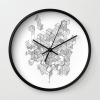 Simplexity Wall Clock