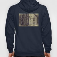 Legolas LOTR - the noisy silence of woods Hoody