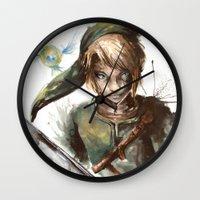 Link Wall Clock