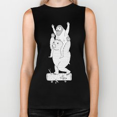 On A Cause Which Contrib… Biker Tank
