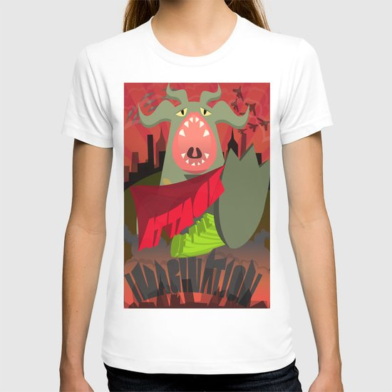 Attack of my Imagination T-shirt