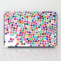 dance 9 sq iPad Case