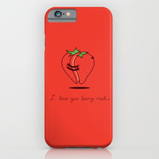 How much do I love you? iPhone & iPod Case