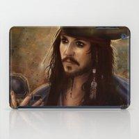 Captain Jack iPad Case