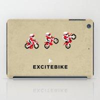 Excitebike iPad Case