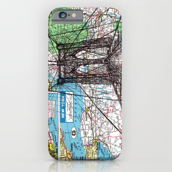 New York iPhone & iPod Case