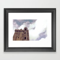 Blarney Castle Framed Art Print