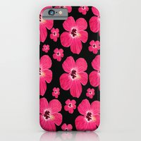 iPhone & iPod Case featuring Hibiscus   by maggs326